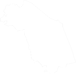 Regione Marche White Icon